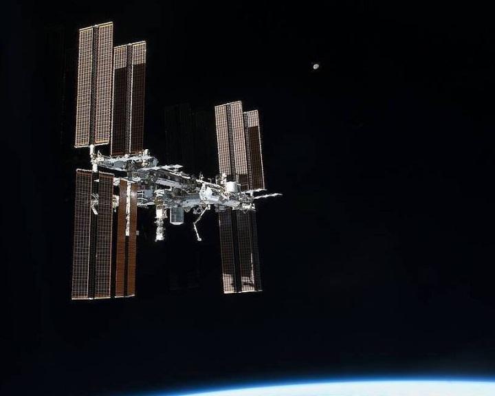 Befejeződött a repedések szigetelése a Nemzetközi Űrállomáson