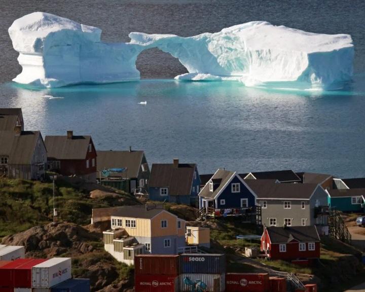 Hosszú időn át volt jégmentes Grönland