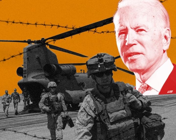 Biden: az amerikai csapatok szeptember 11-ig kivonulnak Afganisztánból