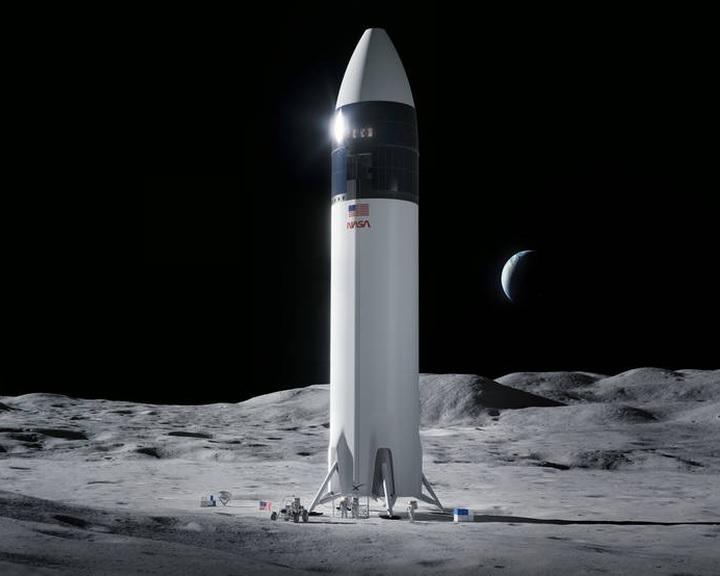 Ötven év után újra embereket küldene a NASA a Holdra