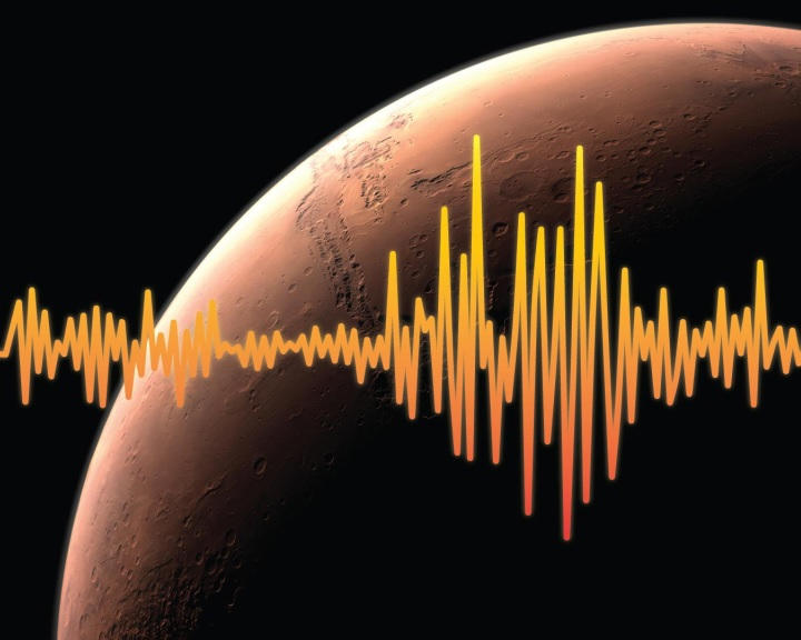 Számos meglepő felfedezést tett az első marsi év alatt a Marson lévő szeizmométer