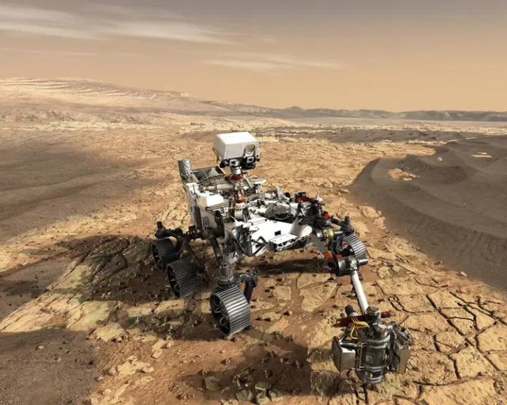 Oxigént állított elő a Marson a NASA