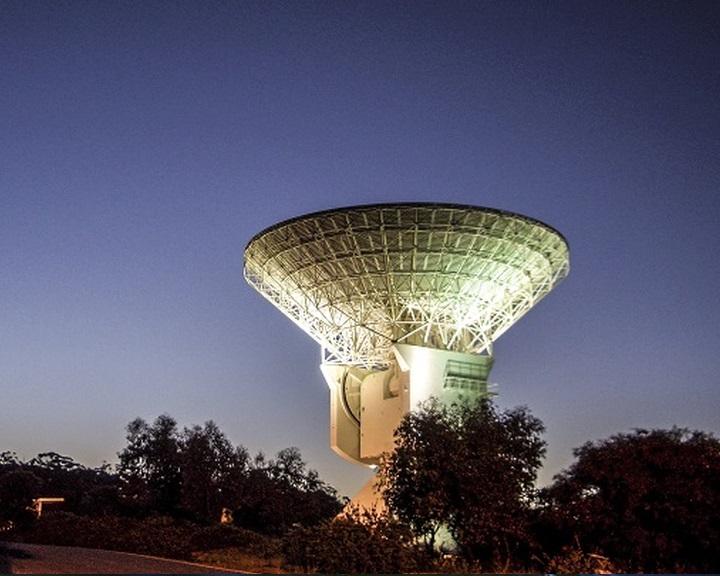 Második mélyűrkutató antennáját építi Ausztráliában az Európai Űrügynökség