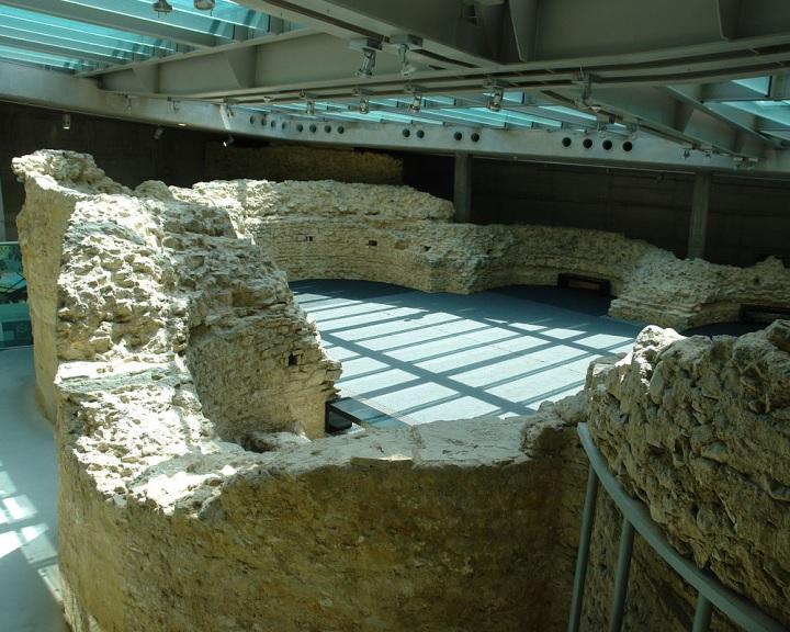 A római kori Pécs lakóinak személyes tárgyaival bővült a pécsi világörökségi látogatóközpont