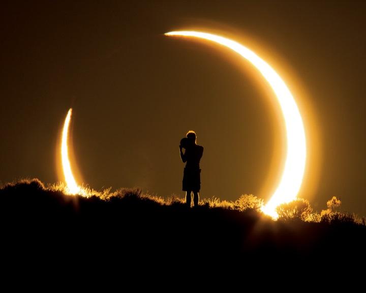 Részleges napfogyatkozás lesz júniusban