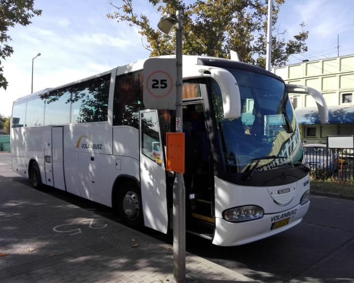 Volánbusz: Új járatot indítanak Komlóról Balatonmáriafürdőre
