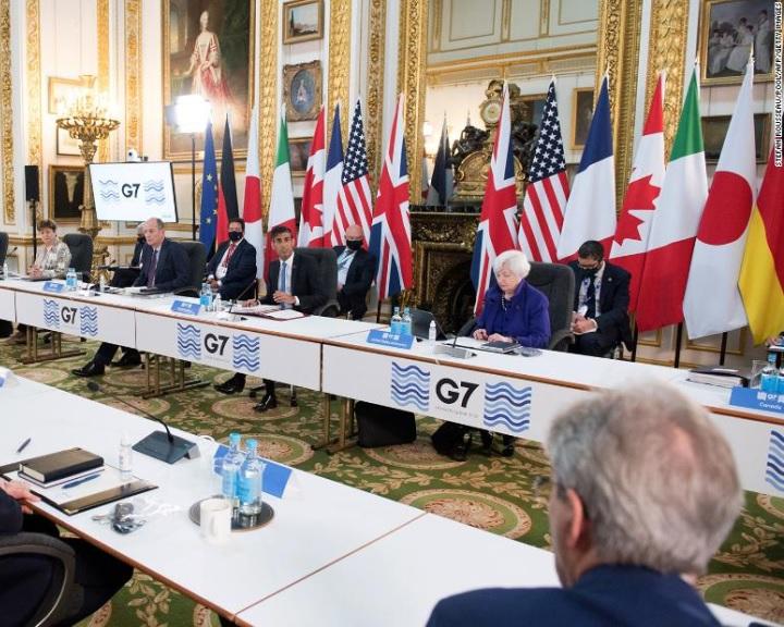 Megvan az első körös megállapodás a globális minimumadóról