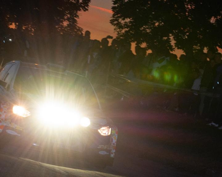 Esti gyorsaságival rajtol az 54. Mecsek Rallye