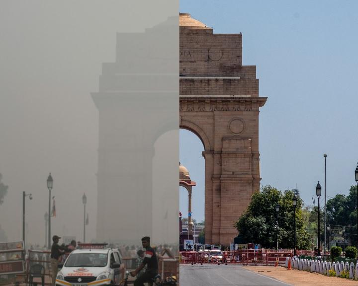Nem a korlátozások miatt javult a levegő minősége a pandémia idején