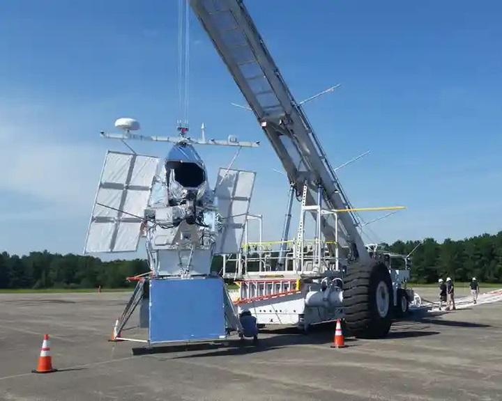 Stadionméretű ballon segíti a csillagászokat az űr vizsgálatában