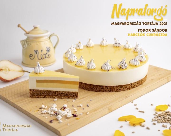 Augusztus 20. - A Napraforgó lett Magyarország tortája