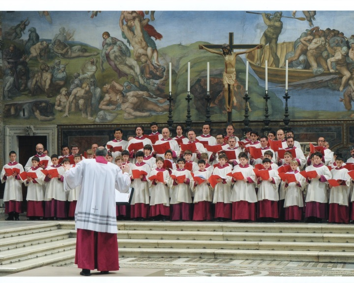 A vatikáni Sixtus-kápolna kórusa is fellép az Orgonák éjszakáján