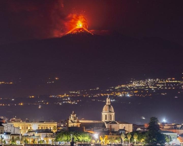 Rekordmagasra nőtt az Etna