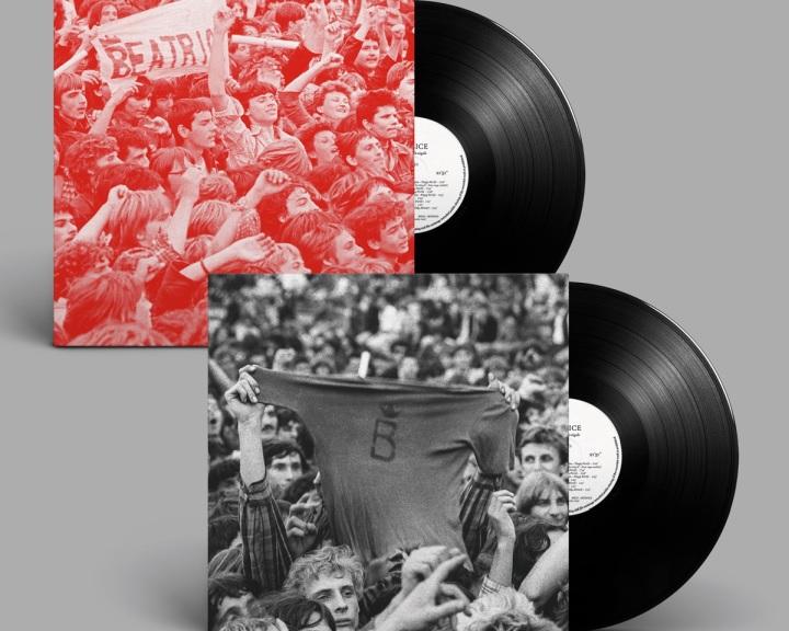 Beatrice, P. Box, Szikora Róbert: archív anyagok vinylen