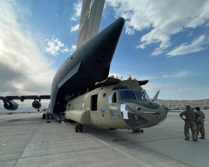 Az utolsó amerikai katonai gépek is elhagyták Afganisztánt