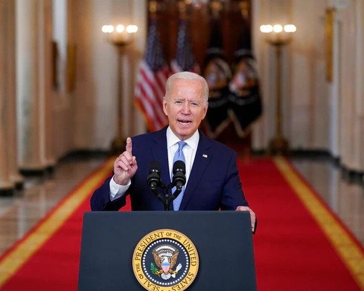 Biden: véget ért az amerikai történelem leghosszabb háborúja