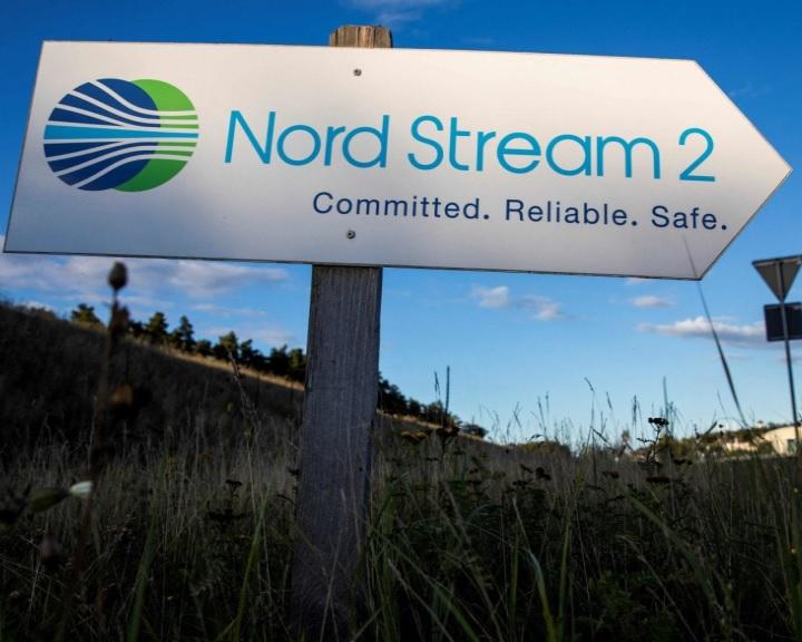 Befejeződött az Északi Áramlat-2 csővezeték építése
