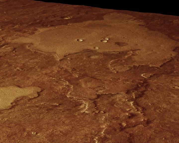 Több ezer szupervulkán temethette maga alá a Mars ősi felszínét