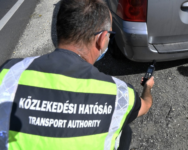 ITM: a héten zajlik a negyedszázados közúti közlekedési környezetvédelmi akció