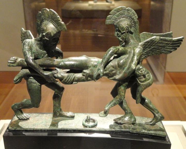 Megfejtették az etruszkok eredetének rejtélyét