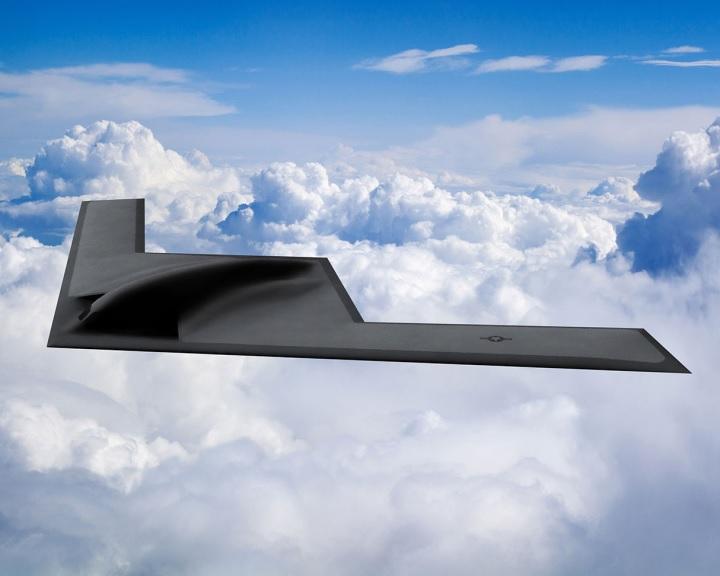 Jövőre jön az új amerikai lopakodó bombázó