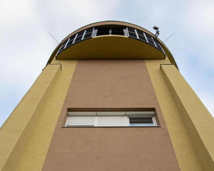 Átadták az új radarállomást a Hármashegyen