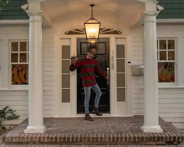 Eladó a Rémálom az Elm utcában című horrorban híressé vált ház