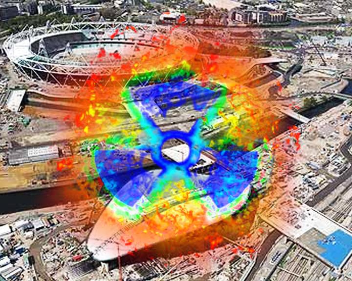 Radioaktív hulladékra épült az Olimpiai park