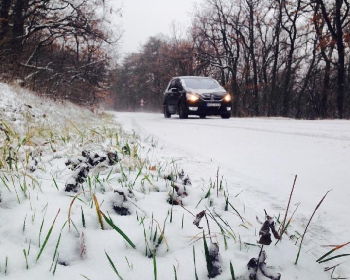 Továbbra is marad az erős hófúvás miatt kiadott narancs riasztás