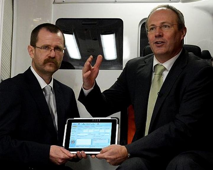 Új informatikai rendszer segíti a mentőszolgálat munkáját