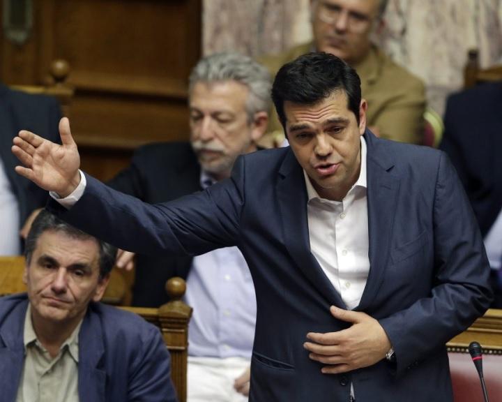 Megszavazta a görög parlament a megszorításokat