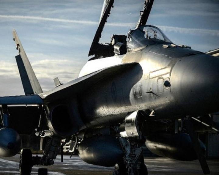 Már az ausztrálok is bombázzák az Iszlám Államot Szíriában