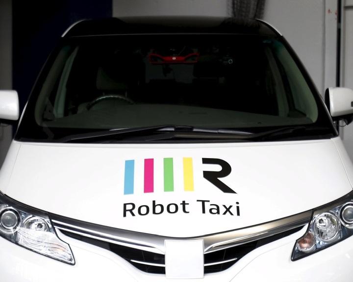 Már az olimpiára bevethetik a robottaxit Japánban