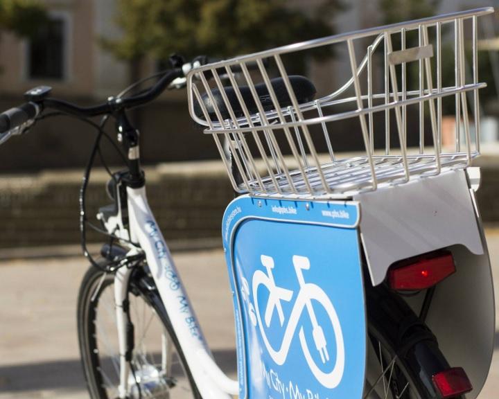 Az országban elsőként elektromos bringarendszer indult Kaposváron