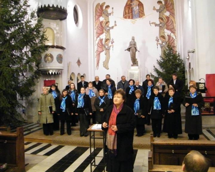 Karácsonyváró hangversenysorozat