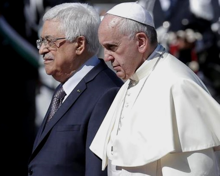 A Vatikán hivatalosan is elismerte a palesztin államot