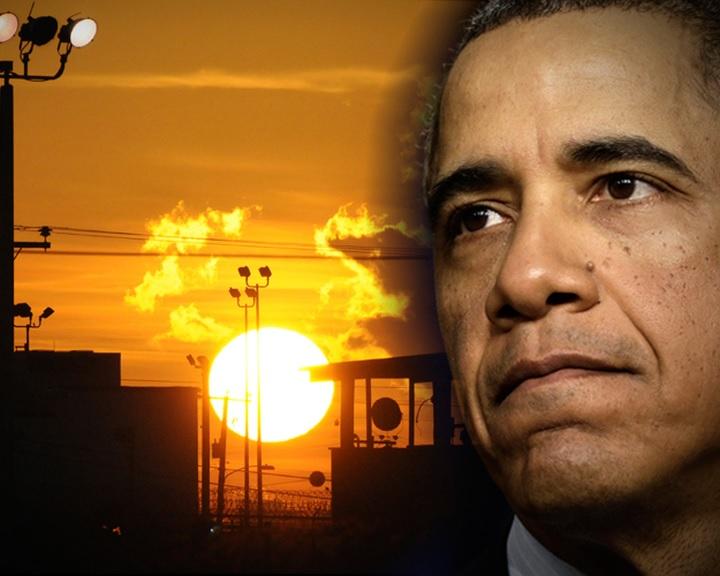 Obama elnök az idén bezárja a guantánamói fogolytábort