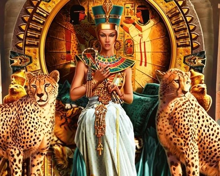 Királynő ült ötezer éve Egyiptom trónján