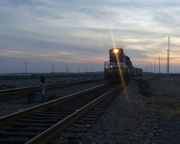 Megérkezett a kínai határhoz az első ukrán tehervonat a Selyemúton