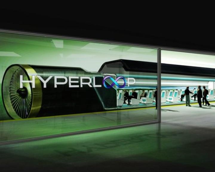 A jövő vonatát építi a Hyperloop és a DB Regio