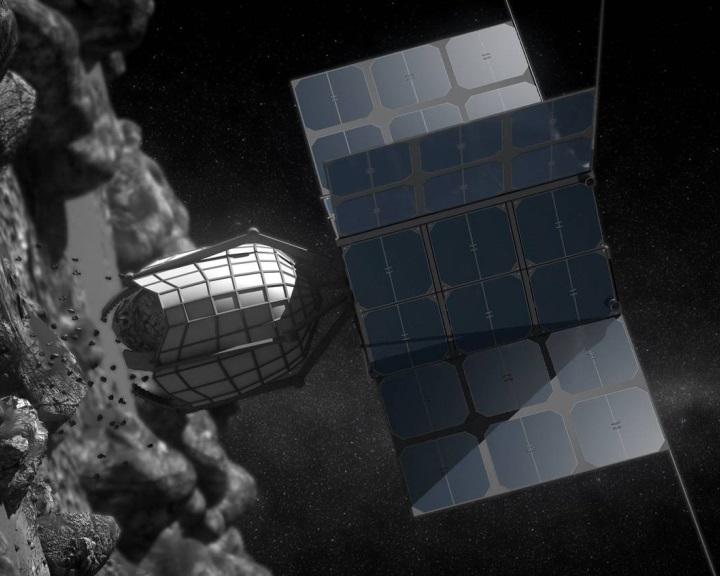 Jövőre indul az űrbánya tesztelése