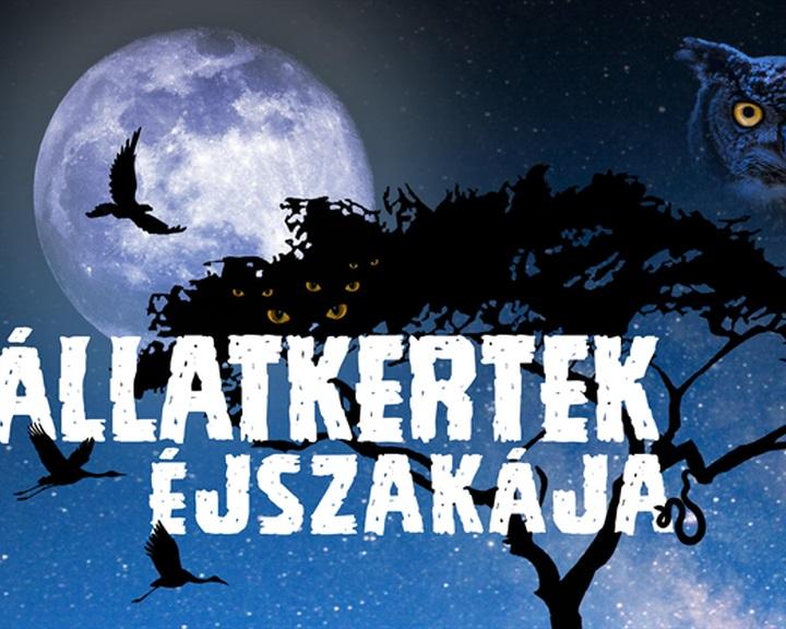 ÉjszakáZOO - Állatkertek éjszakája