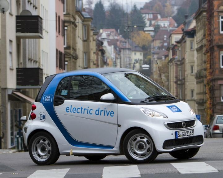 Németország: törvény az autómegosztó szolgáltatások támogatásáról