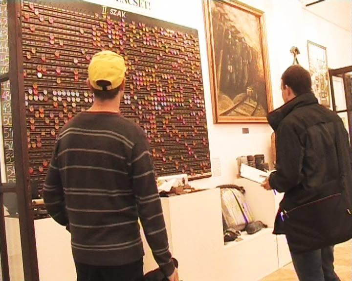 Hárommillió forintból újult meg a komlói bányászati kiállítás