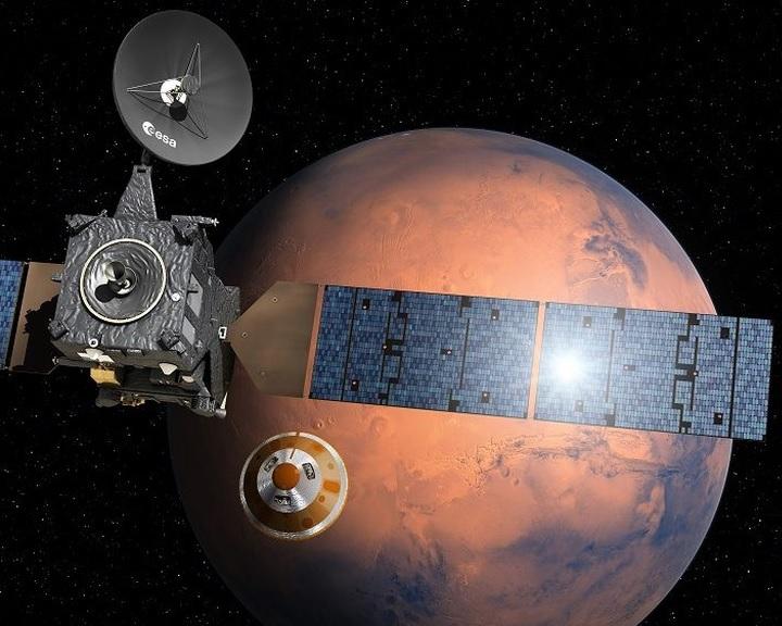 Landolt a Marson az ExoMars űrexpedíció leszállóegysége