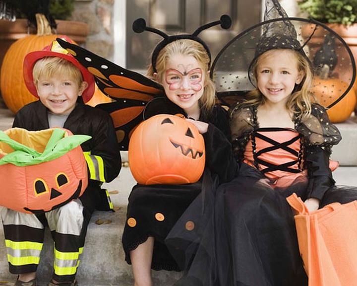 Halloween gyerekeknek