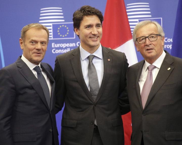 Aláírta a CETA-t Kanada és az Európai Unió