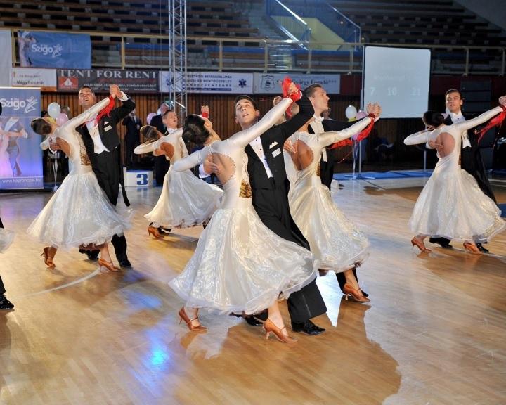 Pécs, a tánc új fővárosa