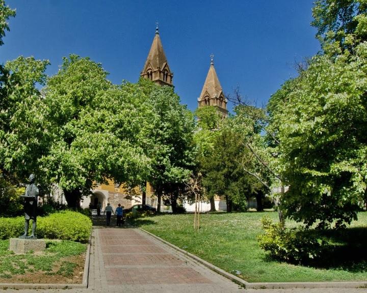 Európa zöld fővárosa lenne Pécs