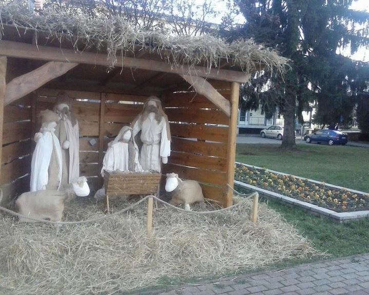 Advent a városház téren